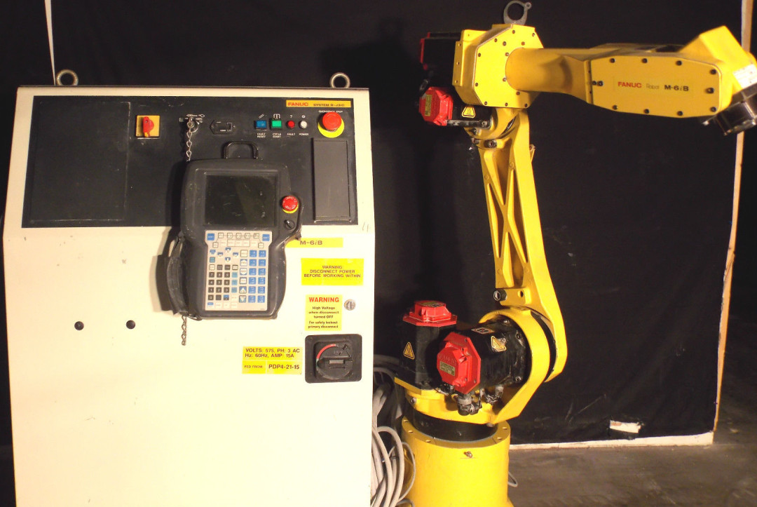 Fanuc M6iB With Rj3iC