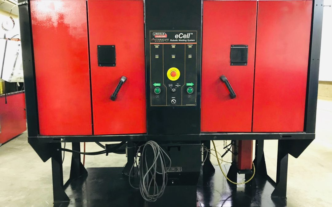 Lincoln System Welding eCell