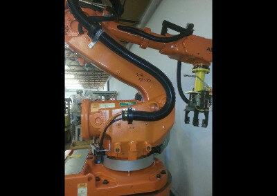 ABB IRB Robot 6600 M2000 S4C+ Control 2.8
