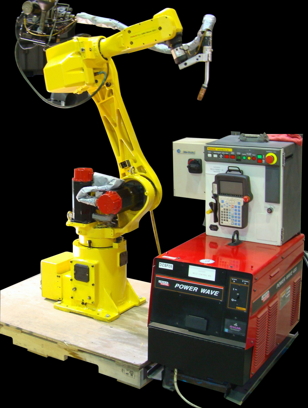 Fanuc Robot Pendant manual