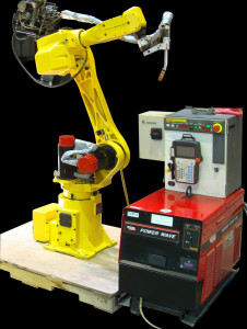 Fanuc Arcmate robots for sale