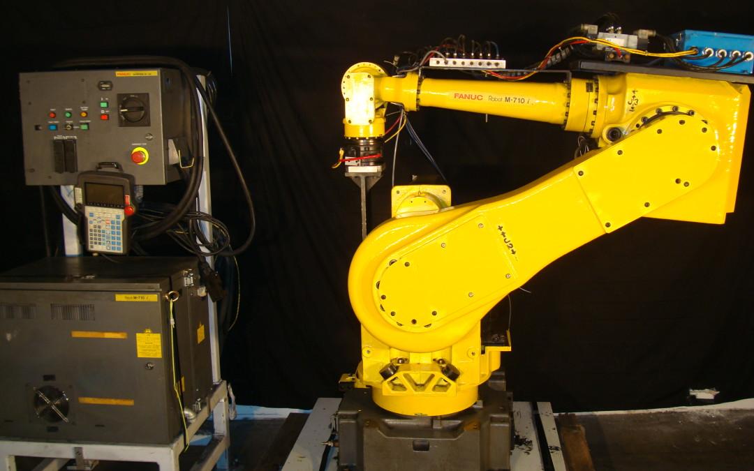 Fanuc Robot M-710i