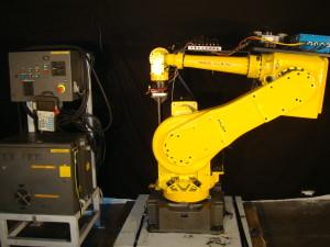 Fanuc 710i robot