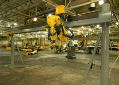 Fanuc M16iT Rj3 Gantry Top Loader 26FT