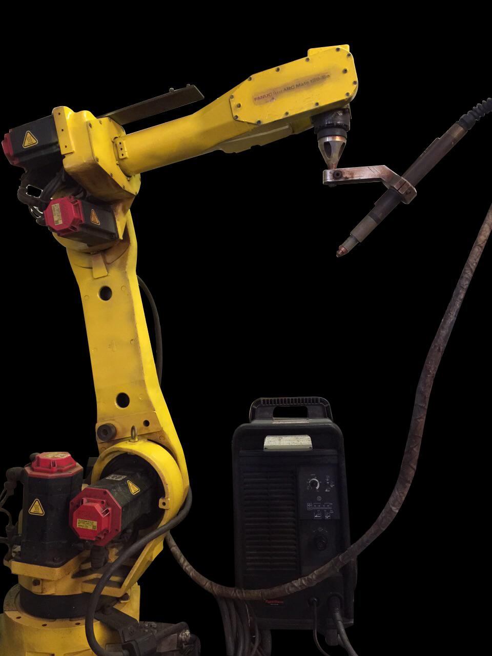 Robotic Service - Plasma Cutting