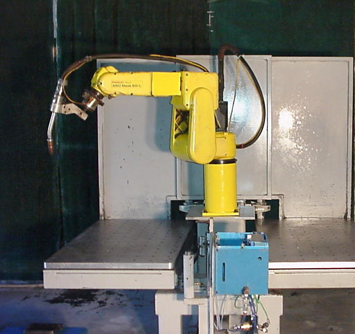 FANUC ARC Mate 50iL | Genesis Welding Cell