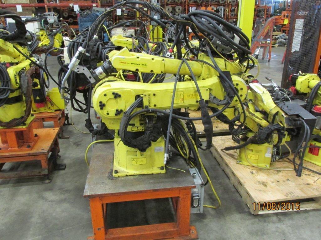We Buy Used Robots