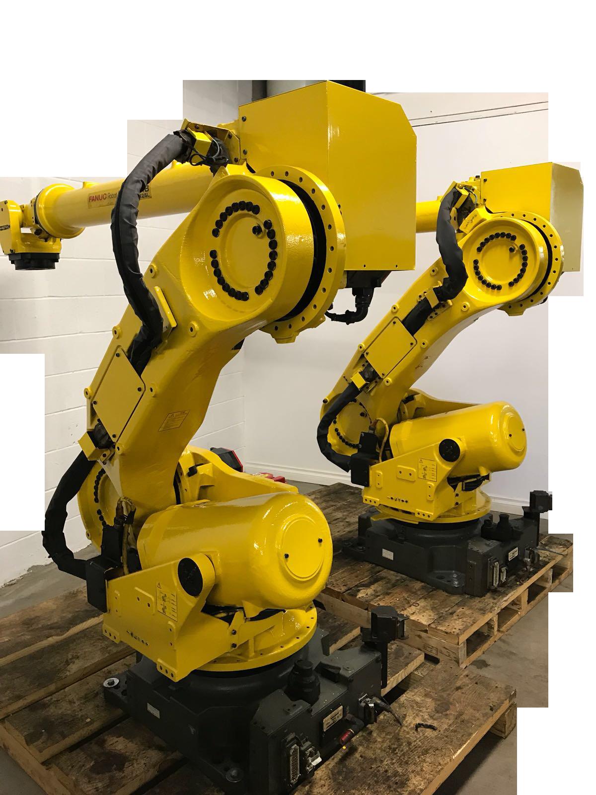 FANUC R-2000iA Material Handling Robot