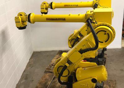 Fanuc R2000iB 125L Robot R30iA Control