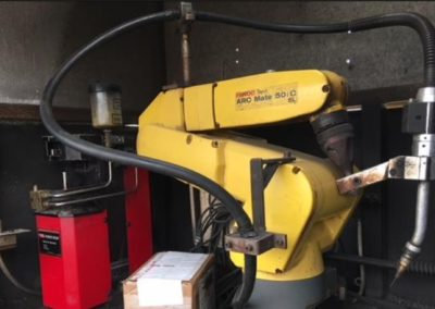 Coming Soon .. Fanuc Arcmate 50iC 5L with R30iA Welding Cell