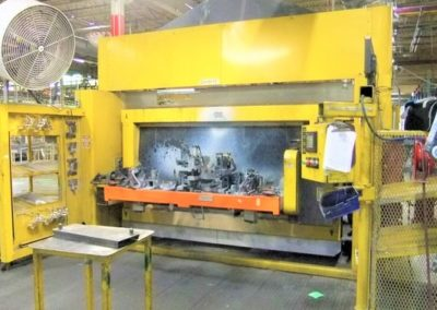 Genesis Versa 4M welding cell – Dual 100iC