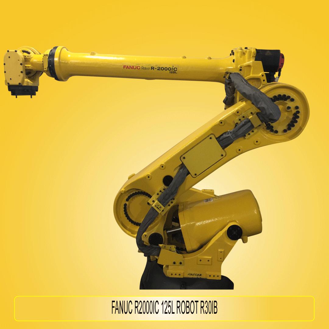 Fanuc R-2000iC/125L