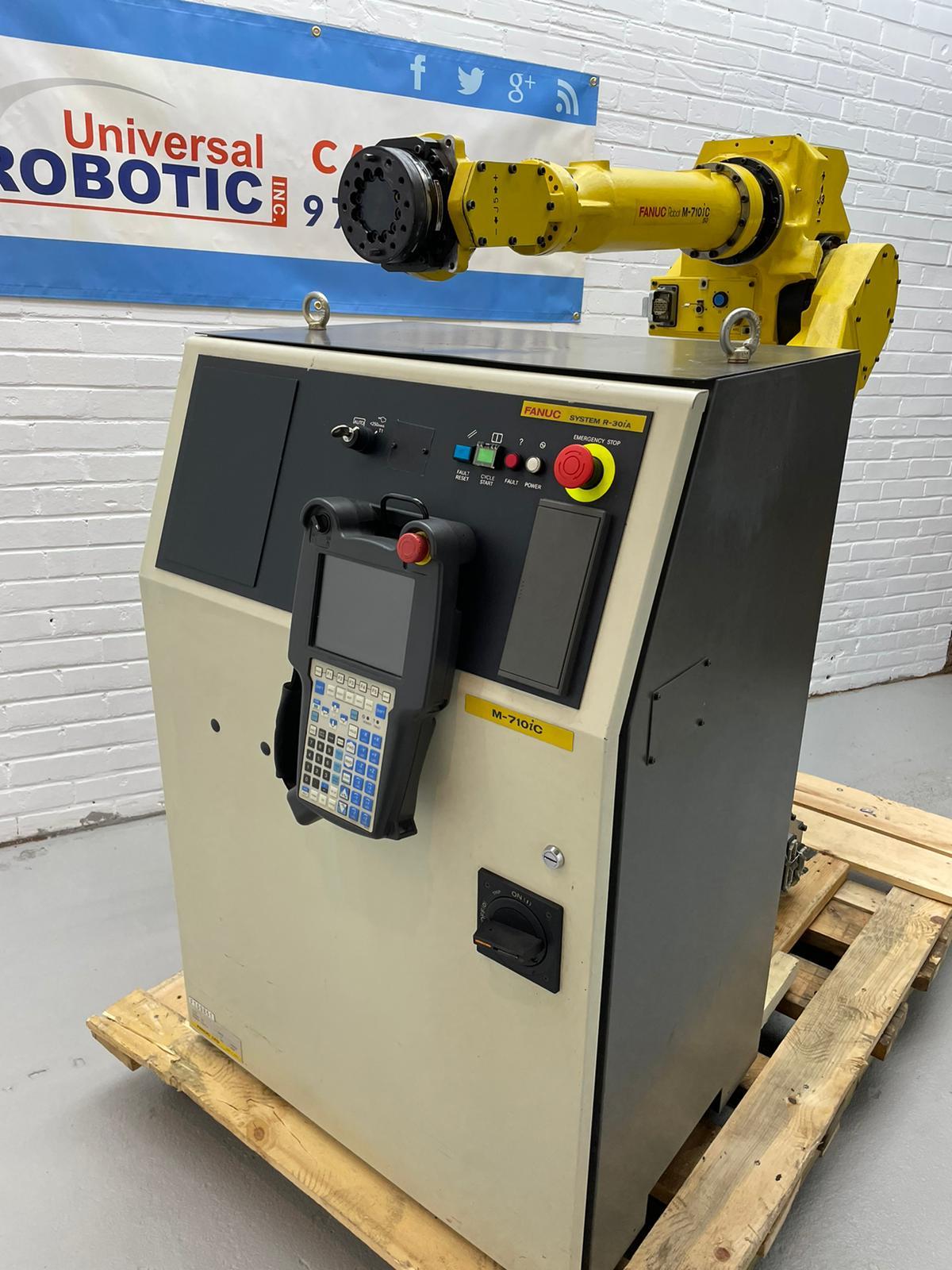 Fanuc M-710iC/50