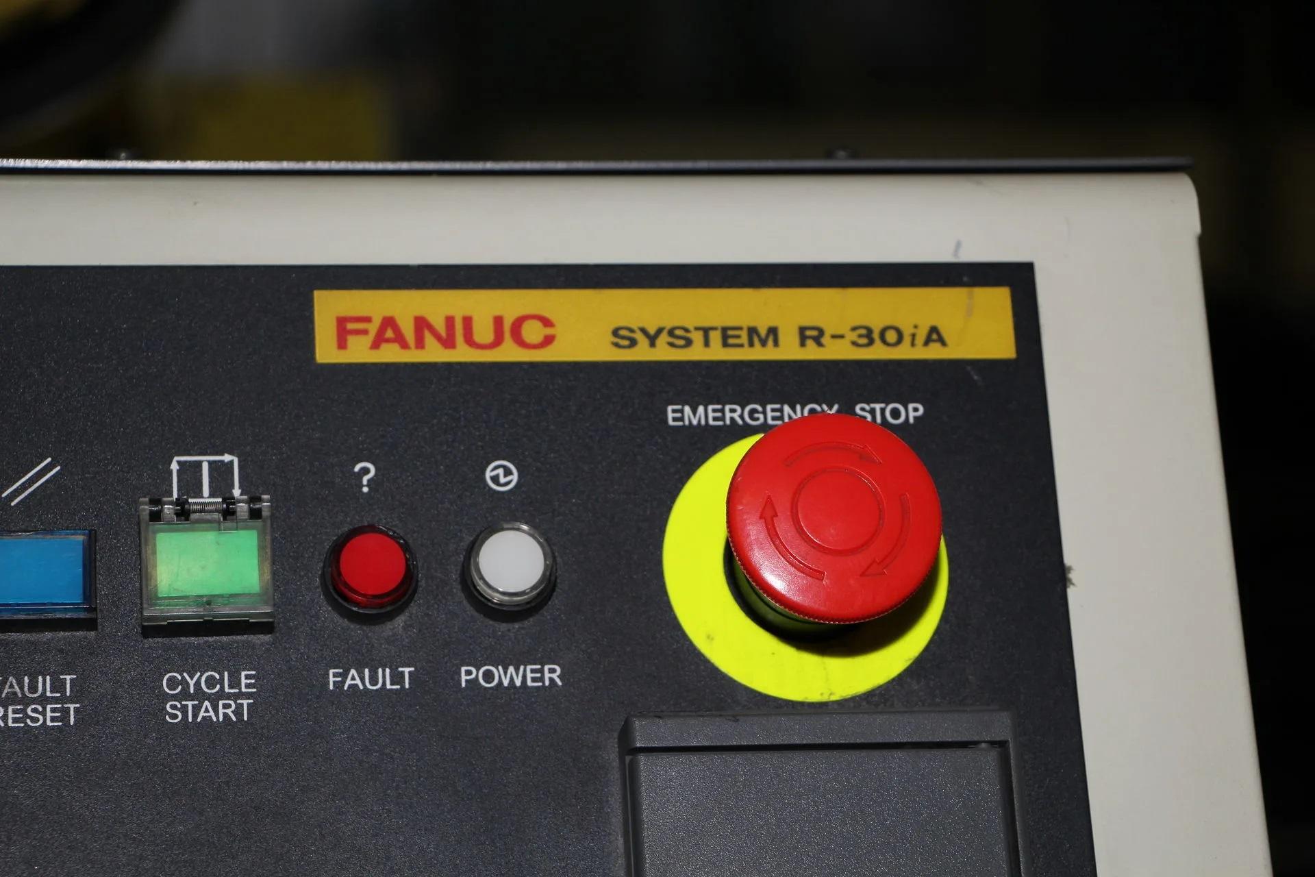 FANUC R-2000iB/210F