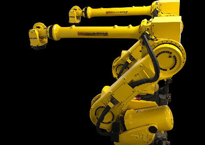Industrial robot importance