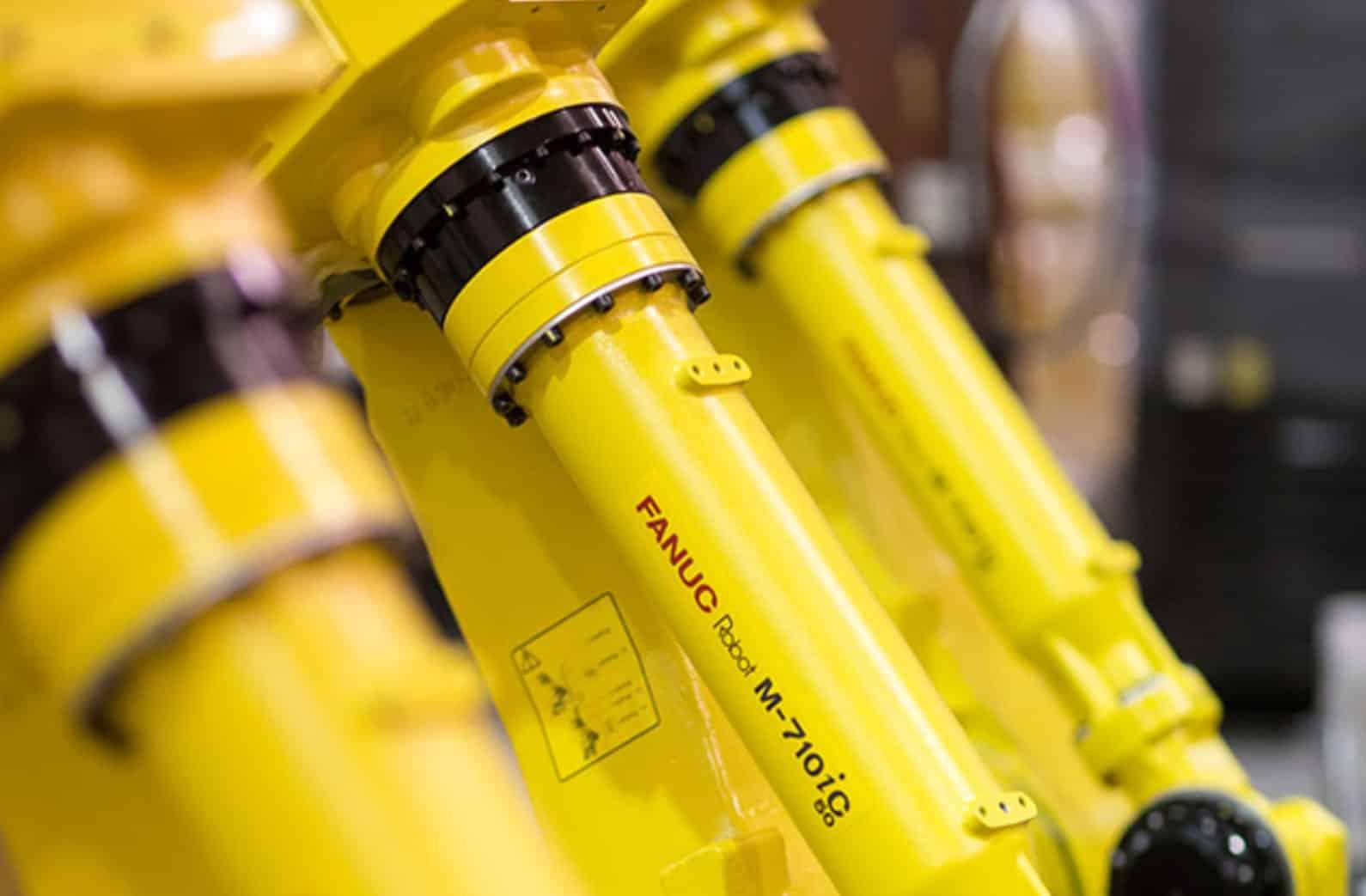 Fanuc Robots For Sale